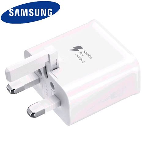 Charger Samsung Adaptive Fast Charging Travel Adapter 15w Murah Baru genuine samsung galaxy s6 adapter fast charger buytec co uk