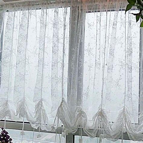 ballon curtains austrian balloon curtain