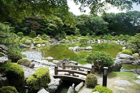 jardins japonais et parcs