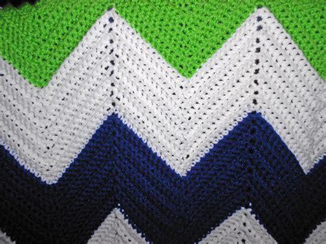 chevron pattern in crochet a notion to sew crochet chevron blanket