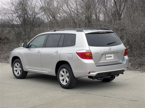 2008 Toyota Highlander Towing Capacity 2015 Toyota Highlander Tow Rating Autos Post
