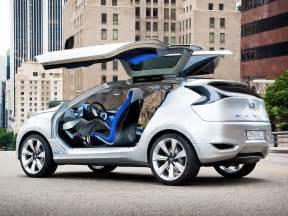 hunday new car hyundai nuvis concept car