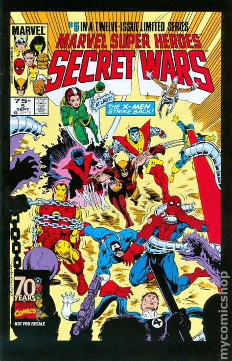 marvel super heroes secret wars a novel of marvel super heroes secret wars 2009 hasbro af insert comic books