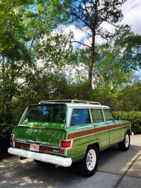 1970 jeep wagoneer for sale 1970 jeep wagoneer stunning customized classic for sale