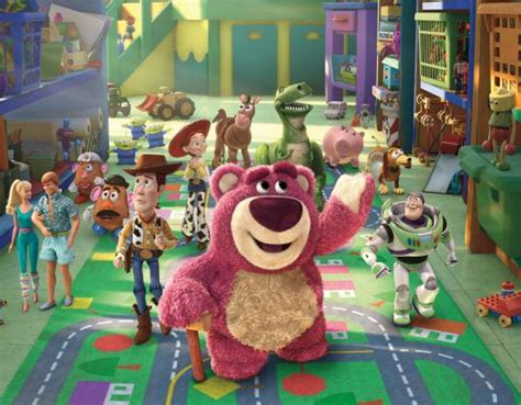 The Teddys And Toys Address Book pixar doesn t play around with formula the boston