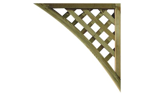 Trellis Corner corner trellis deluxe decorative trellising for your garden best prices buy today