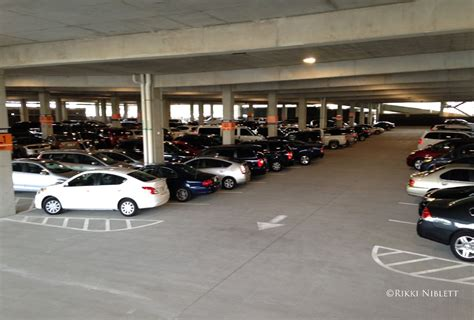 Parks Garage by Downtown Disney Parking Garage Opens At Walt Disney World