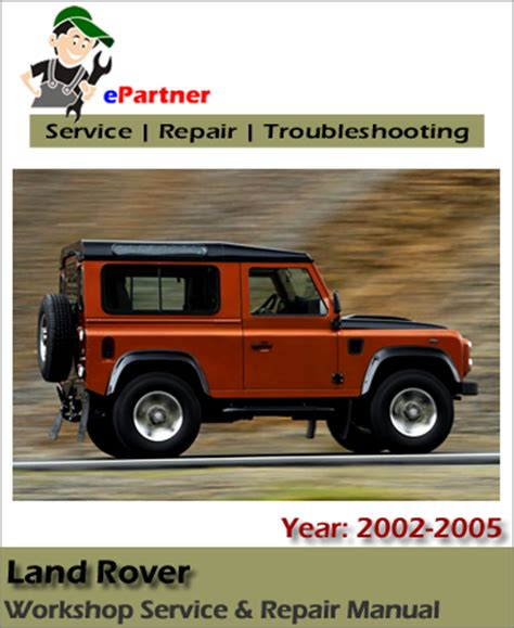 free service manuals online 2011 land rover discovery electronic valve timing range rover freelander 2002 2005 service repair manual servicemanualsrepair