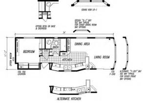 Mobile Tiny House Floor Plans by Mobile Home Floor Plans Manufacturers And Models