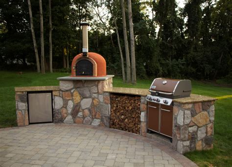 pizza oven outdoor kitchen outdoor pizza oven pictures
