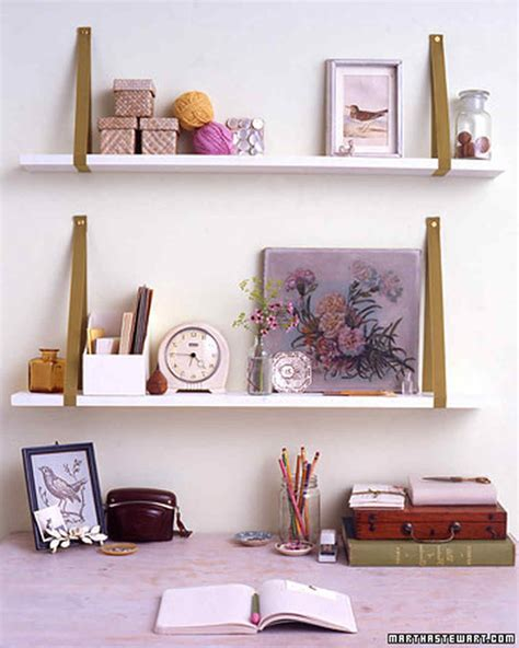 ribbon bracket shelves martha stewart