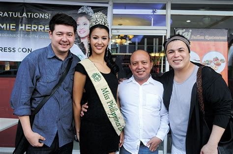 Bor Ces agency hosts homecoming of ms philippines earth