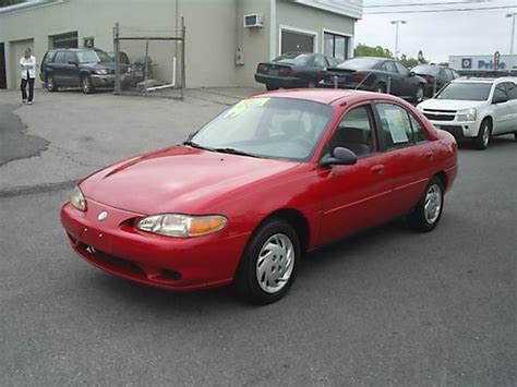 1999 mercury tracer information and photos momentcar