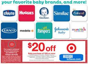 Baby Bedding Zone Discount Coupons Target Baby Items Coupon 20 100 Purchase