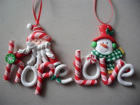 navidad on pinterest polymer clay fimo and polymer clay