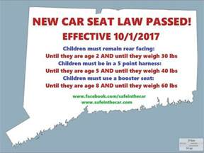 new car seat guidelines new car seat laws part of back to school preparations