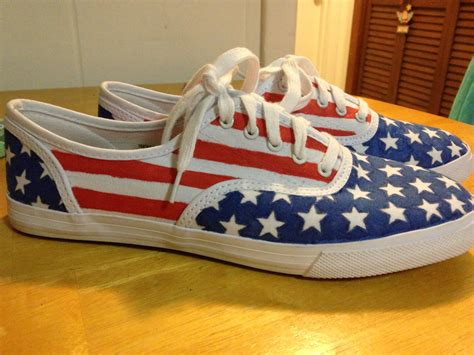american flag anyone artsy
