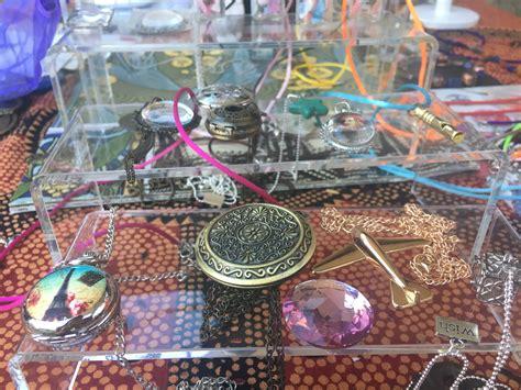 Handmade Jewellery Brisbane - glass lightly brisbane