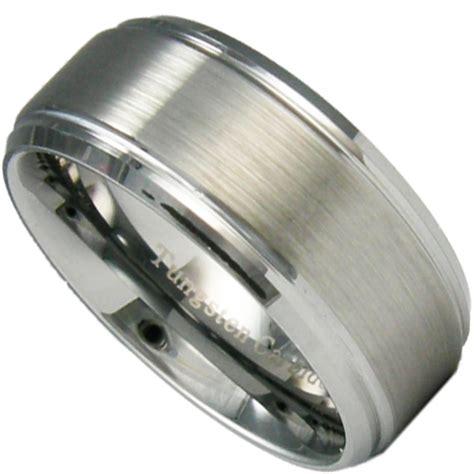 mens tungsten wedding bands cheap tungsten rings