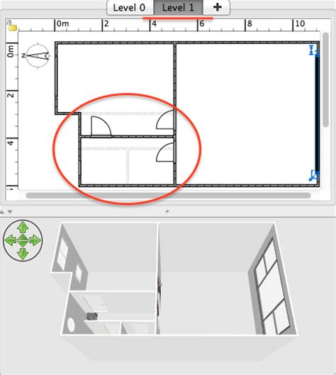 Home Design 3d Change Wall Height by How To Design A Mezzanine Sweet Home 3d