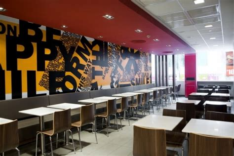 Mcdonald Interior Designer by Mcdonald S Retail Design Interior Design Interiors Fast