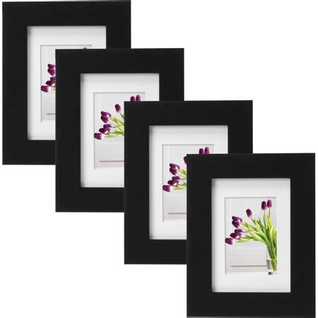 10 x 7 matted frame mainstays museum 5 quot x 7 quot matted to 3 5 quot x 5 quot picture frame