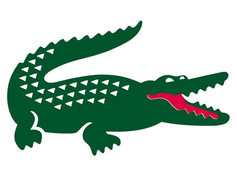 Lacoste Crocodile lacoste logos brands and logotypes