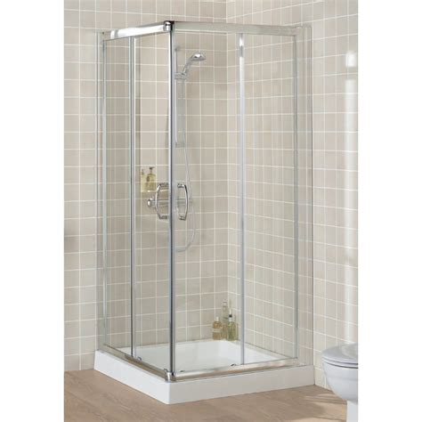 corner bath with shower screen corner entry shower by lakes bathroom shower screens perth