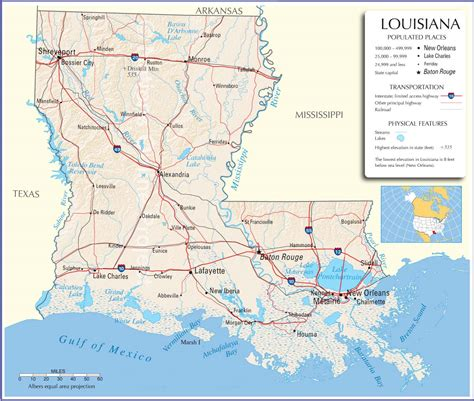 louisiana and map louisiana map louisiana state map louisiana road map map