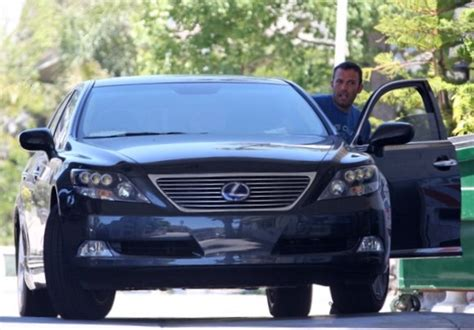 Ben Affleck To Sell Car From by Ben Affleck Net Worth Salary House Car