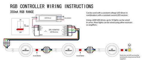 faq how to wire led ground lights downlights co uk