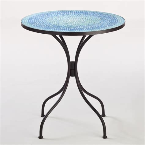 market table bistro reservations 1000 images about deck decor on pinterest mosaic tables