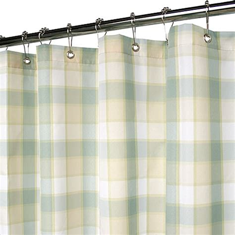 park b smith shower curtains buy park b smith 174 baja yarn dyed fresco 72 inch x 72 inch