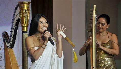 Parfum Anggun Grace kirim surat ke presiden jokowi anggun menolak hukuman