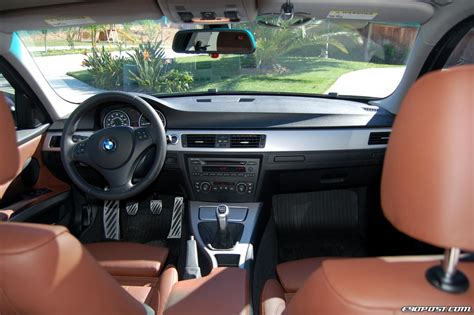 Bmw X3 2007 Interior What Trim Goes Best With Terra Leather