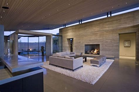 home interior architecture the desert wing house design by brent kendle