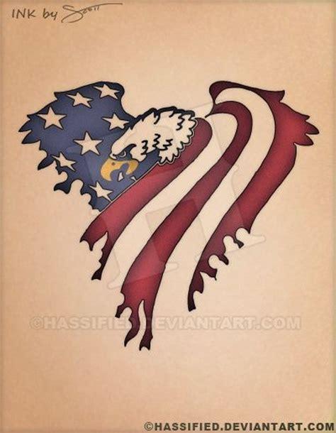 artistic element tattoo american eagle flag printable vector svg svg