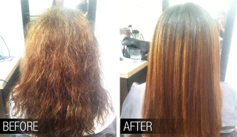 do keratin treatments make your hair thicker keratin shoo let your hair do the talking