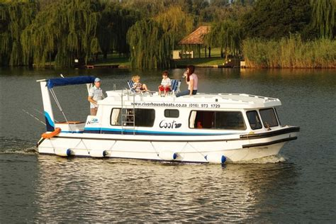 house boat on the vaal old willow no 7 houseboat charters vanderbijlpark your
