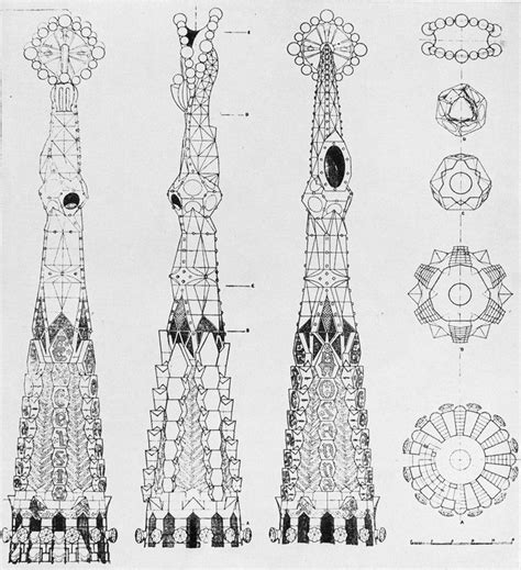 antoni gaudi colouring book 7 best katedraali goottilainen aika images on coloring pages coloring and cities