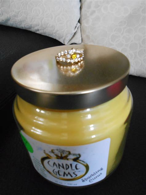 Ring Candles Just Simply Candle Gems Soy Candles With A Ring