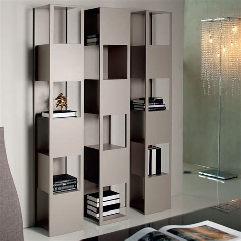 Modern Bookshelf | 20 creative bookshelves modern and modular