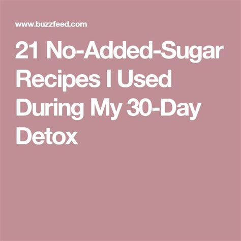 30 Day Paleo Detox by 17 Best Ideas About 21 Day Sugar Detox On