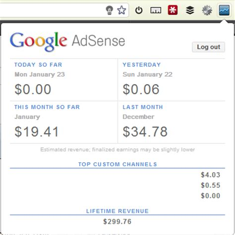 adsense publisher id checker how to check adsense earnings from right inside your browser
