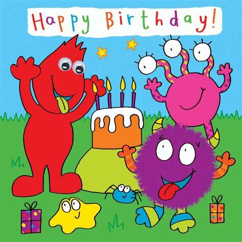 Childrens Birthday Cards Kids Cards Kids Birthday Cards