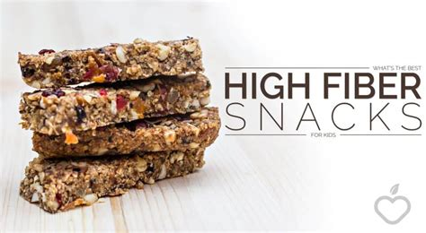 12 Best High Fiber Foods by What S The Best High Fiber Snacks For
