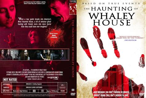 the haunting of whaley house the haunting of whaley house movie dvd custom covers