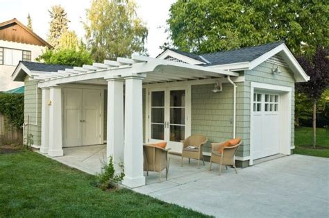backyard garage designs garage design single detached with nice carport flexible