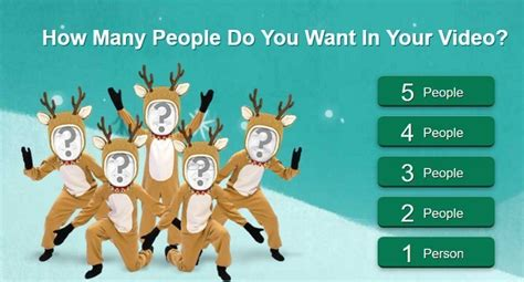 surprise your loved ones with a personalized christmas video