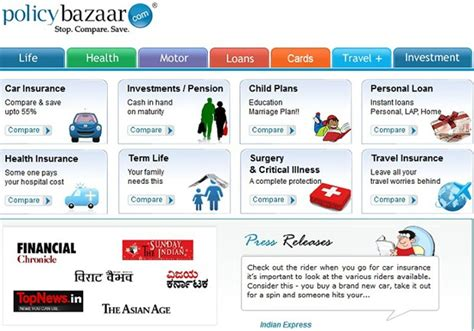 Policybazaar Car Insurance by Motor Insurance Motor Insurance Policy Bazaar